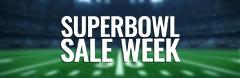 Superbowl Sale Week