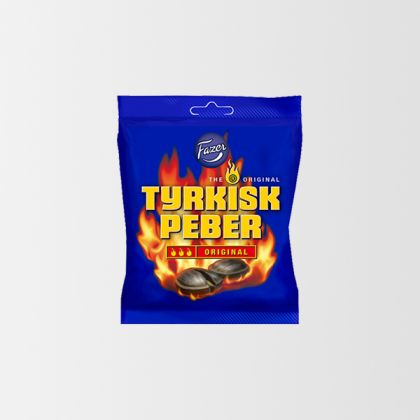 Tyrkisk Peber 150g