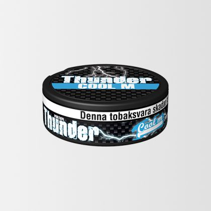 Thunder Cool Mint Extra Strong