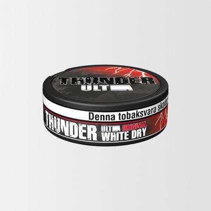 Thunder Ultra Original White Dry