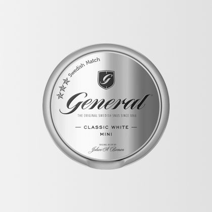 General Mini White
