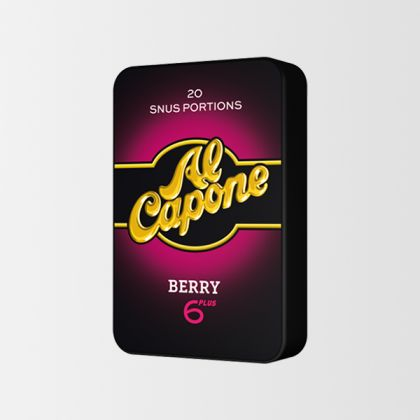 Al Capone Berry Mini