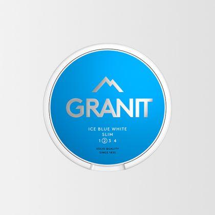 Granit Ice Blue White Slim