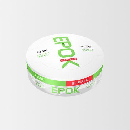 Epok Lime Slim Strong White