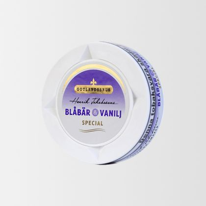 Jakobsson's Special Blueberry & Vanilla