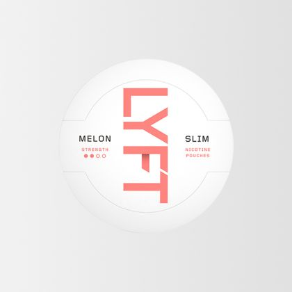 Lyft Melon Slim All White