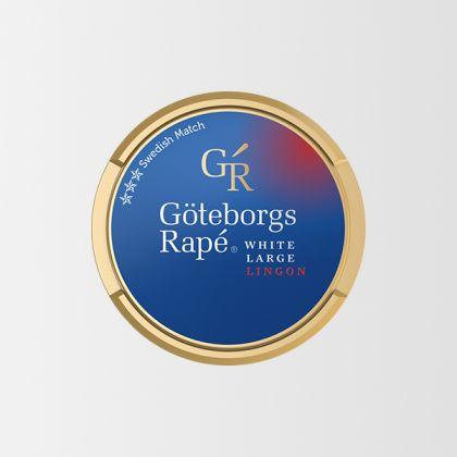 Göteborgs Rapé Lingon White