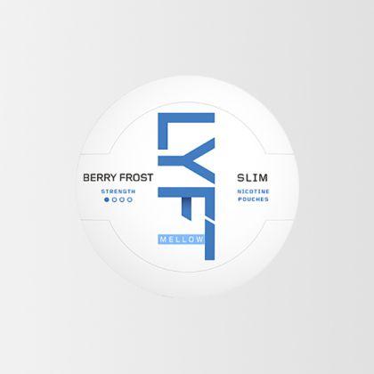 Lyft Berry Frost Slim All White