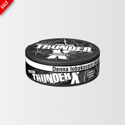 Thunder X Original (50% off Roll)