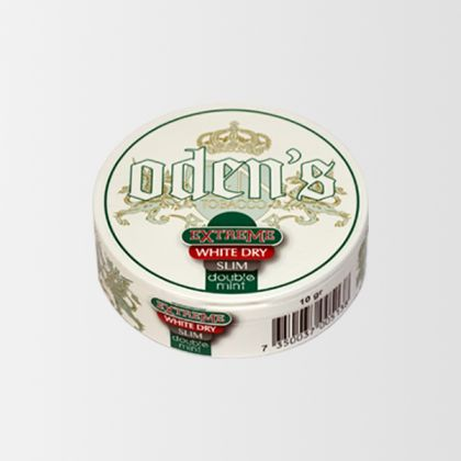 Odens Double Mint Extreme White Dry Slim