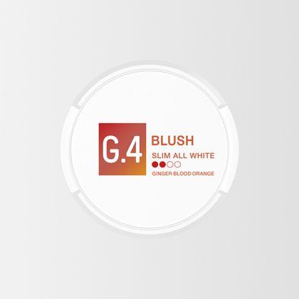 G.4 Blush Slim All White