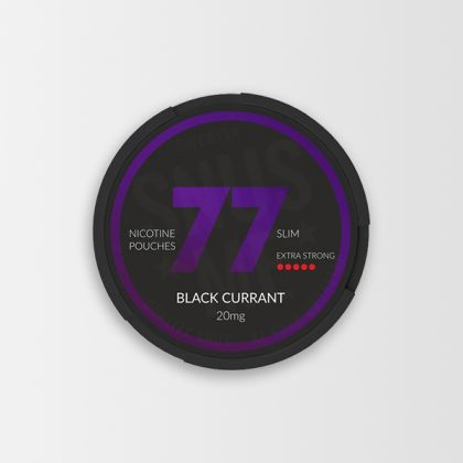 77 Black Currant Strong