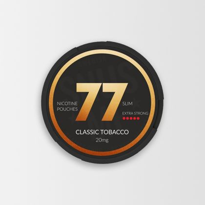 77 Classic Tobacco Strong