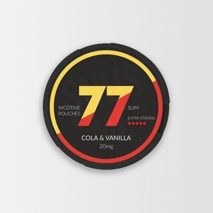 77 Cola & Vanilla Strong