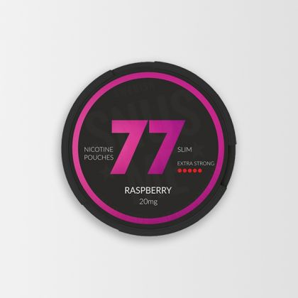 77 Raspberry Strong