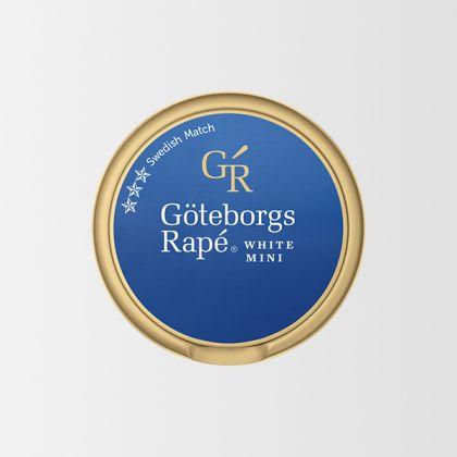 Göteborgs Rapé Mini White