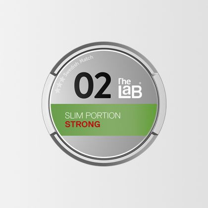 The Lab 02 Strong Slim Portion