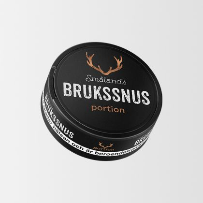 Smålands Brukssnus Original Portion