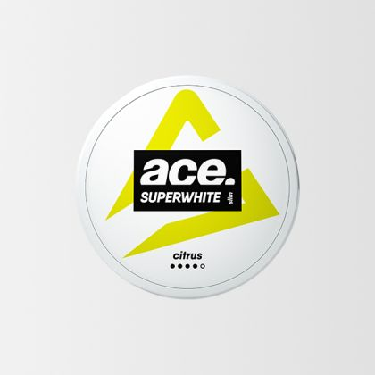 Ace Super White Citrus