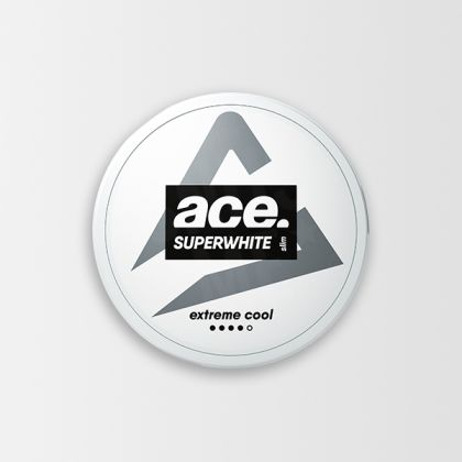Ace Super White Extreme Cool
