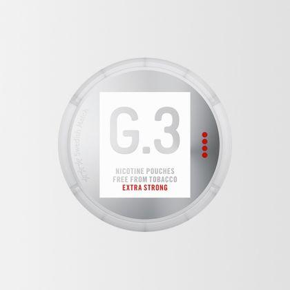 G.3 Nicotine Pouches