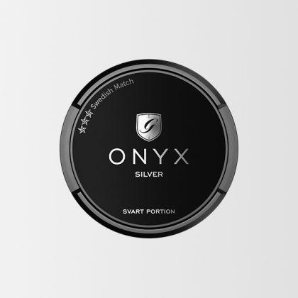 General Onyx Silver