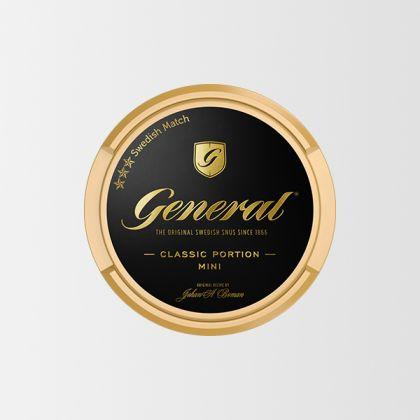 General Classic Mini