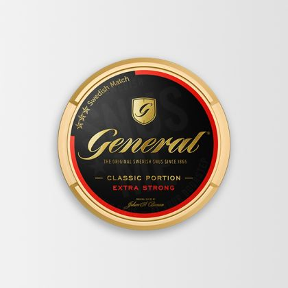General Extra Strong