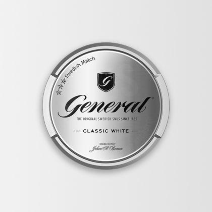 General White Portion