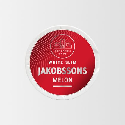 Jakobssons Melon White Slim