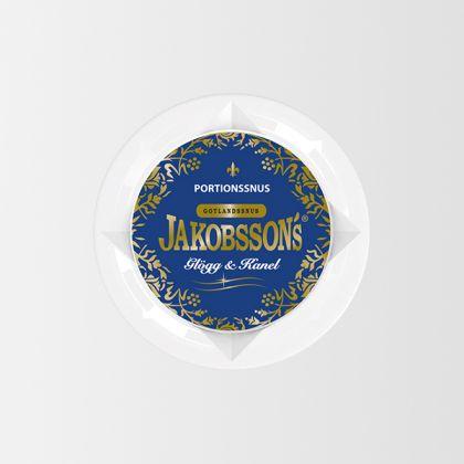 Jakobsson's Glögg & Cinnamon