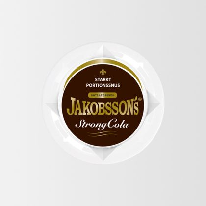 Jakobsson's Strong Cola Portion