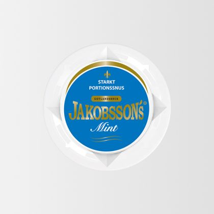 Jakobssons Strong Mint Portion
