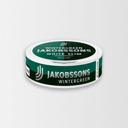 Jakobssons Wintergreen Slim White