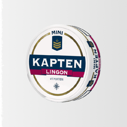 Kapten Lingon White Mini