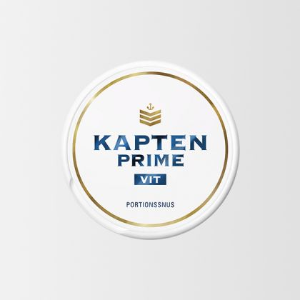 Kapten Prime White Portion