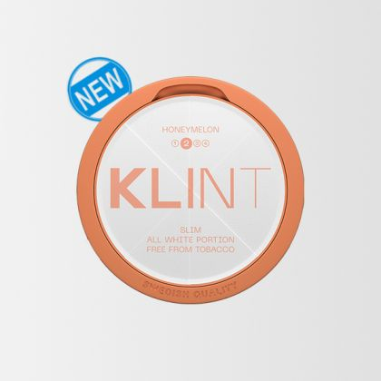 KLINT Honeymelon Slim All White