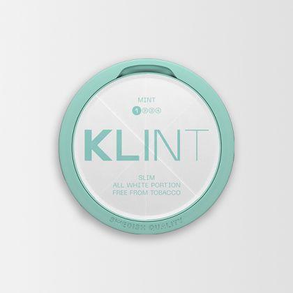 Klint Mint Slim All White