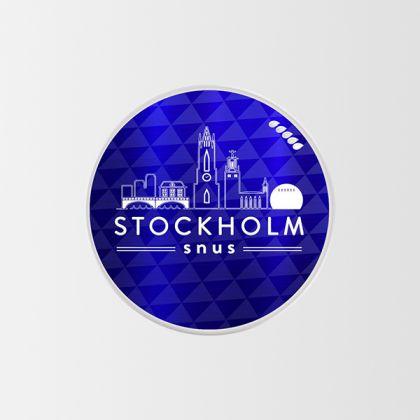 Kurbits Stockholm Strong White Portion