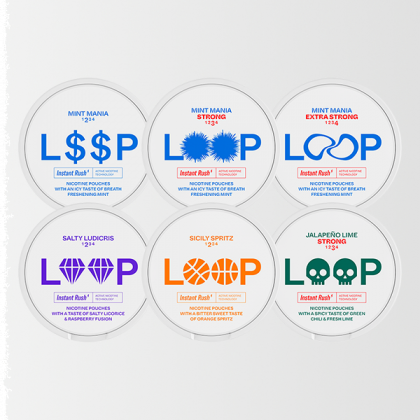 Loop 6-Mixpack