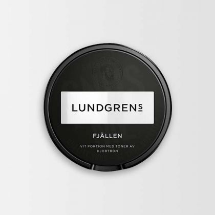 Lundgrens Fjällen White