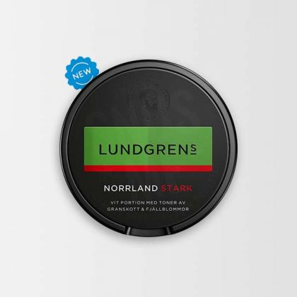 Lundgrens Norrlands Strong White