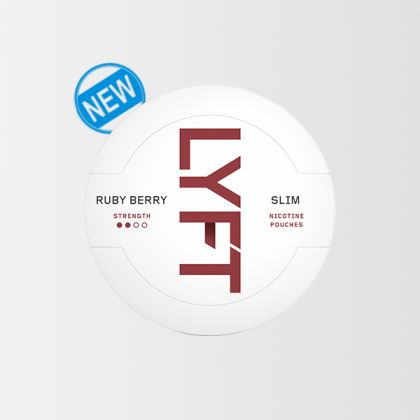 Lyft Ruby Berry