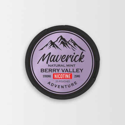Maverick Berry Valley Strong