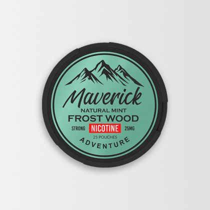 Maverick Frost Wood Strong