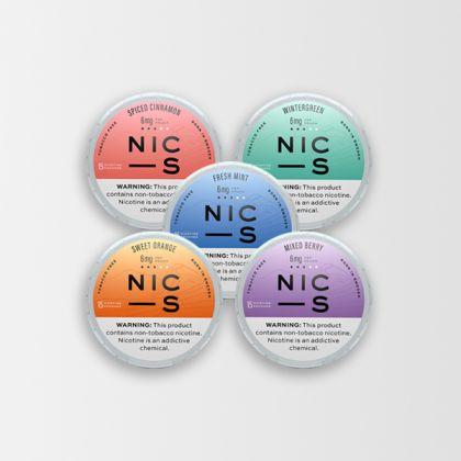 NIC-S Mixpack 6mg