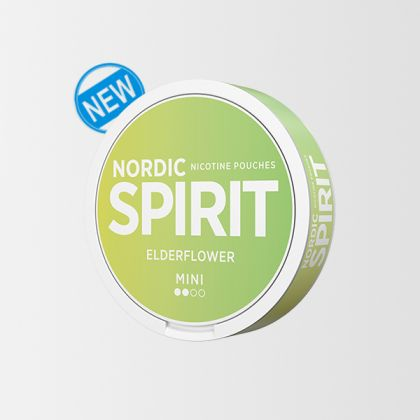 Nordic Spirit Elderflower Mini