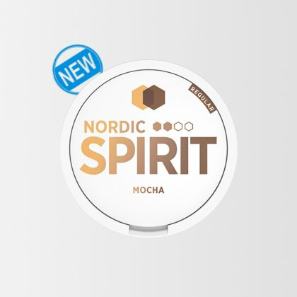 Nordic Spirit Mocha Slim All White