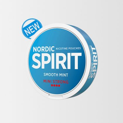 Nordic Spirit Smooth Mint Mini Strong