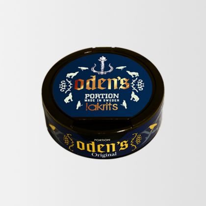 Odens Licorice Portion